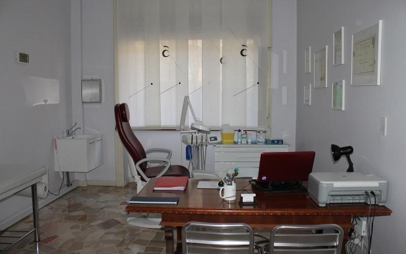 sala di podologia