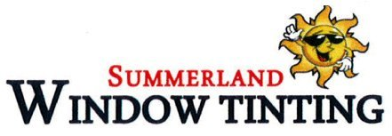 summerland window tinting logo