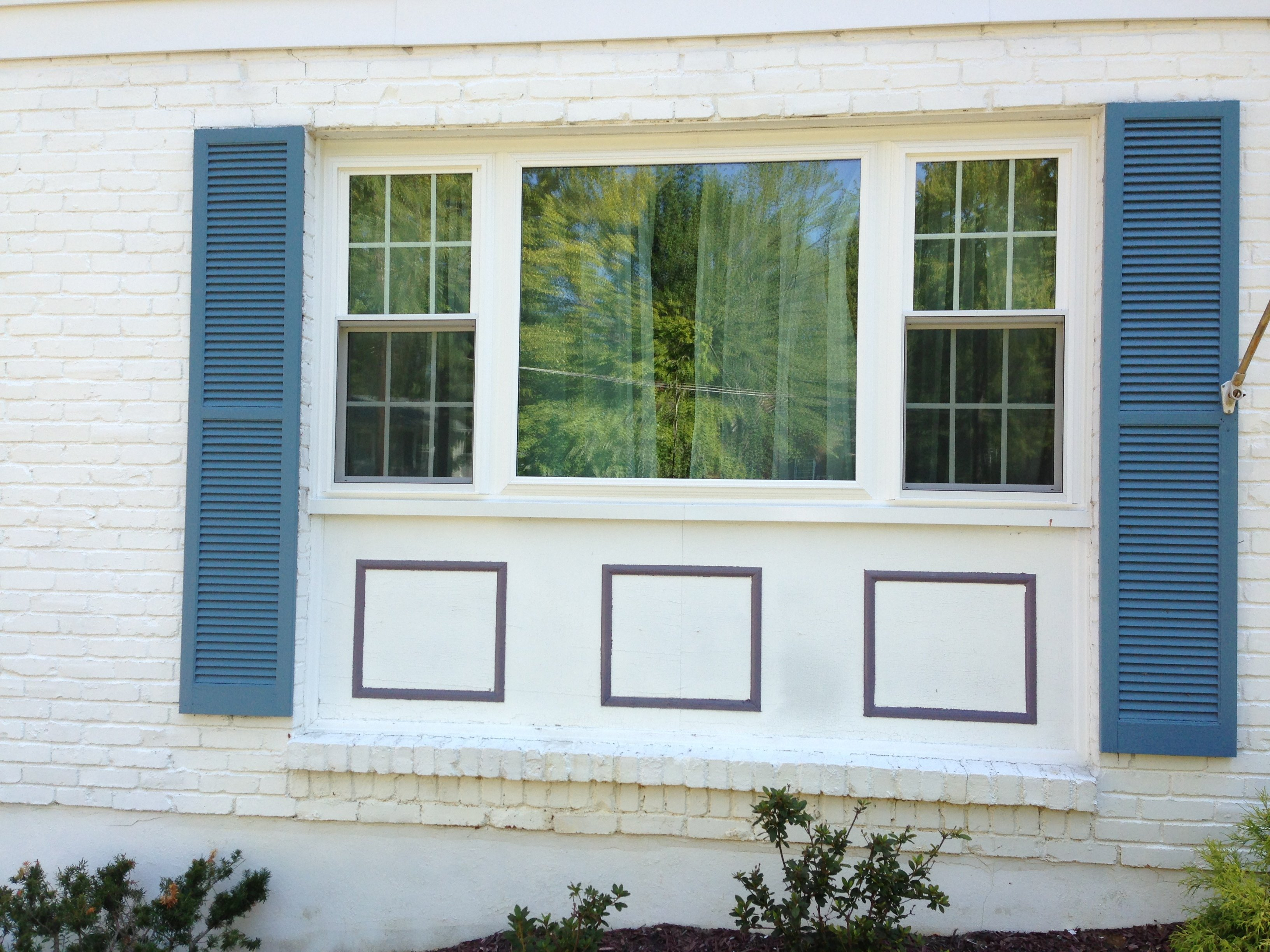 Double Hung & Picture Windows