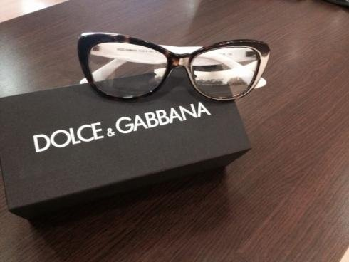 D&G eye wear