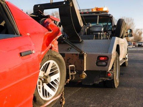 soccorso auto incidentate