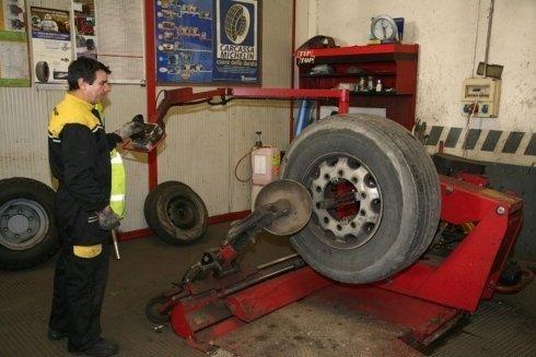 pneumatici camion