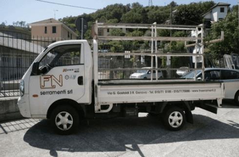 Azienda FN Serramenti Genova