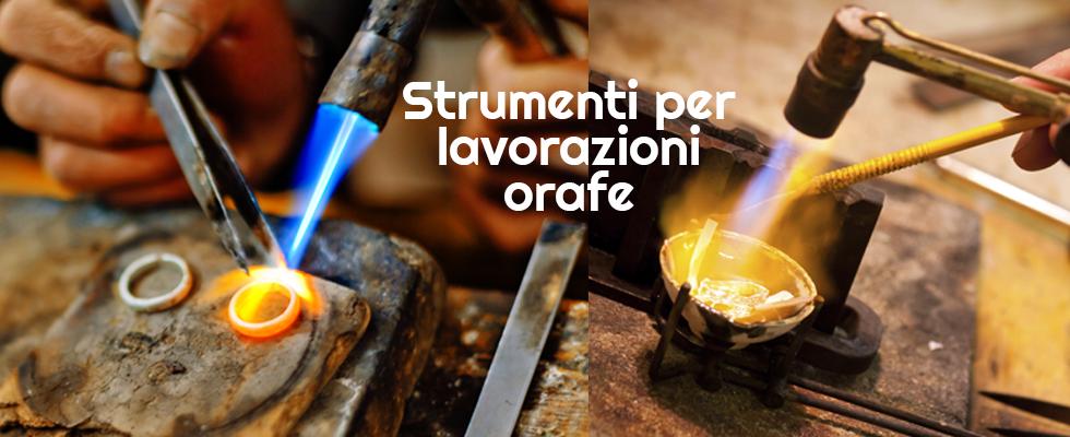 Strumenti per Lavorazioni Orafe Udine