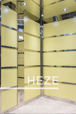 HEZE lift cabin