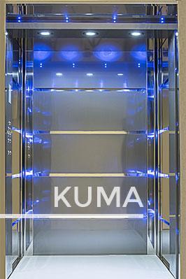 KUMA lift cabin