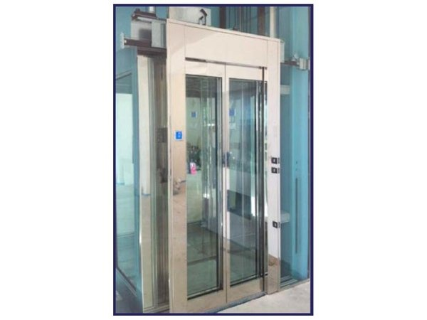 Central/telescopic panoramic doors