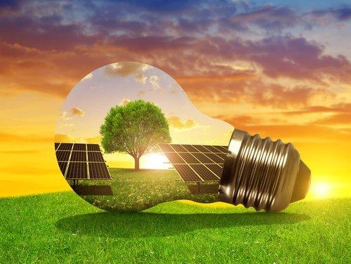 lampada per il risparmio energetico