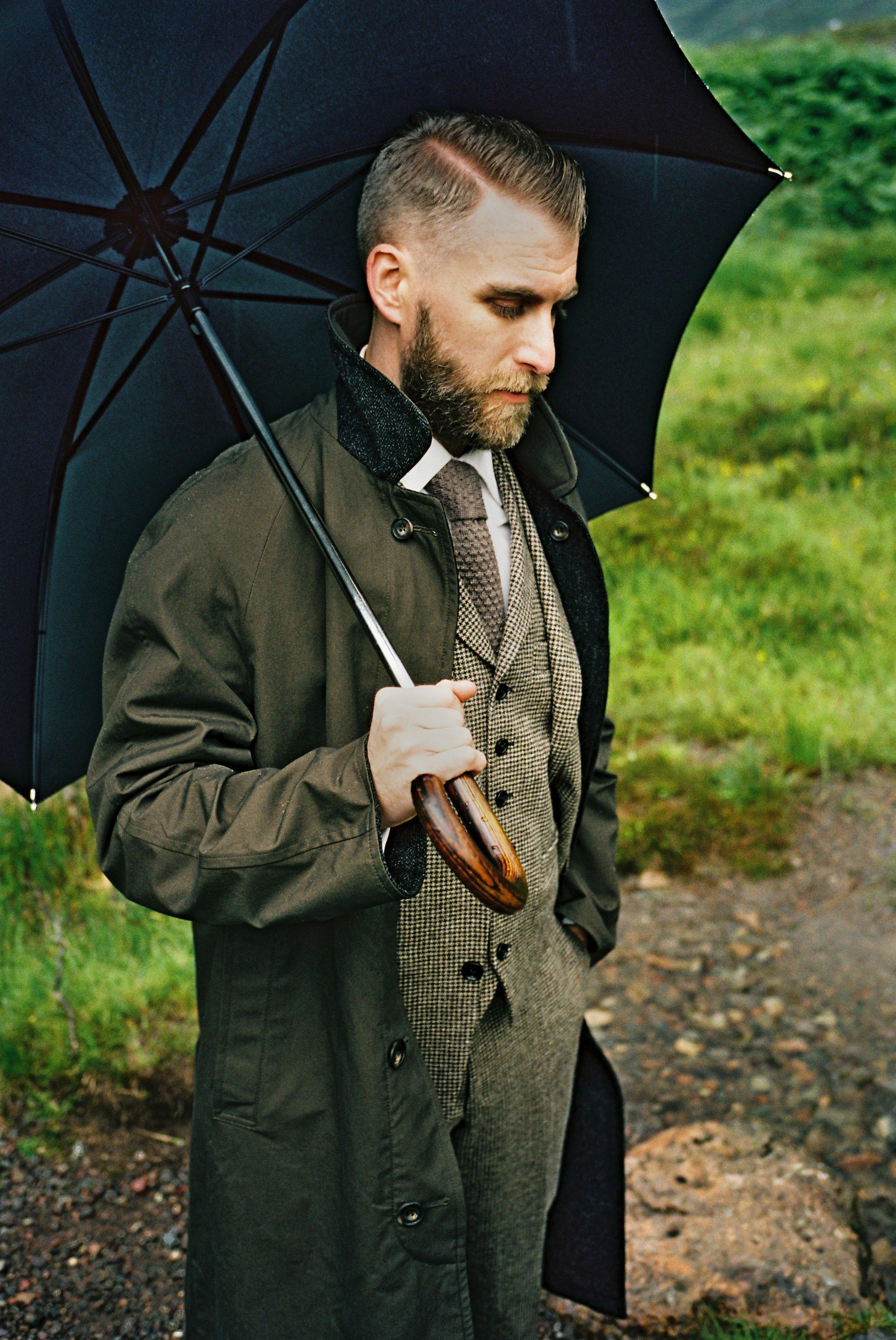 Glencoe by Laura Meek. Bespoke tailoring by Stewart Christie
