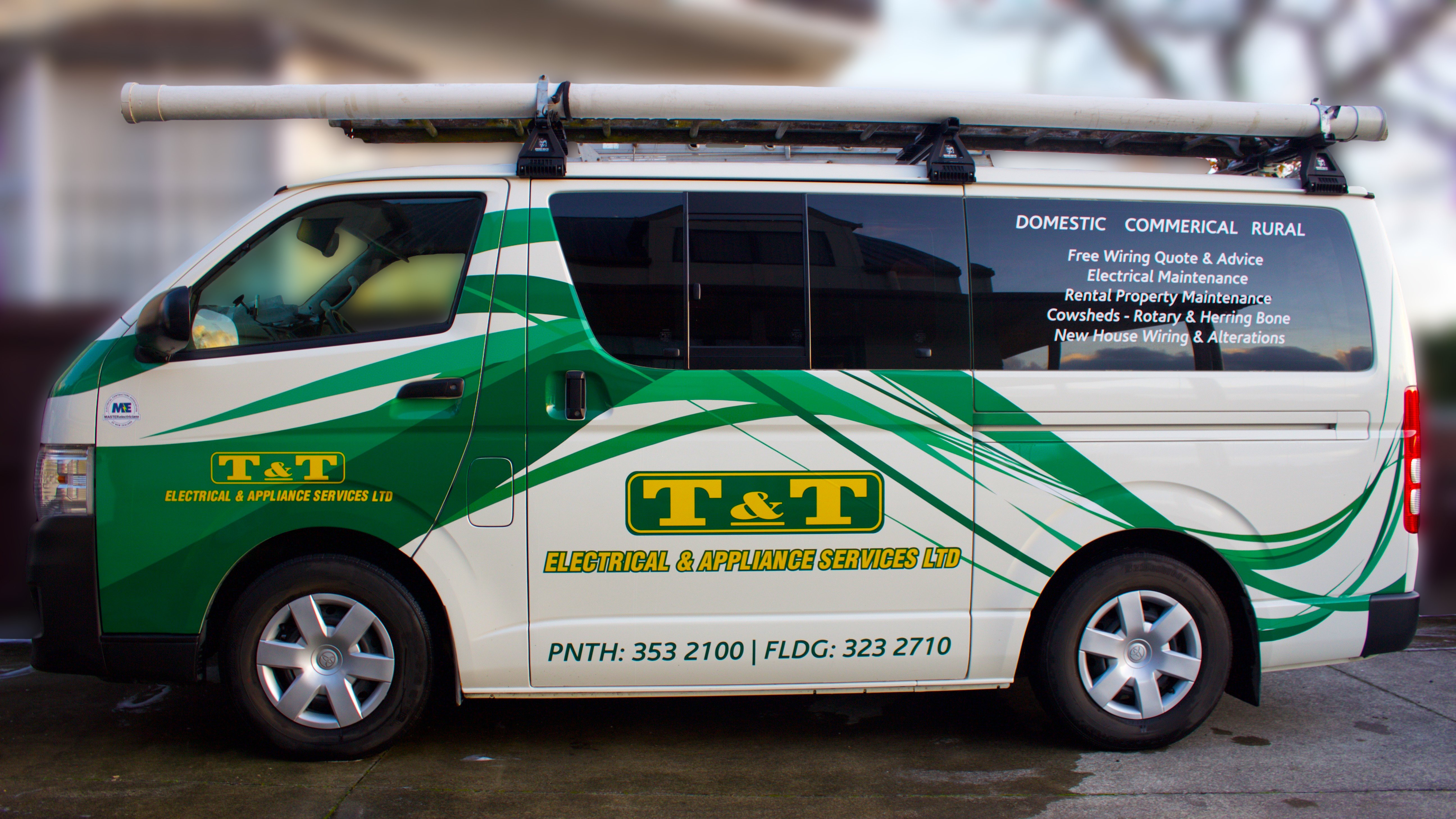 Reliable services at T & T Electrical Appliance Services Ltd