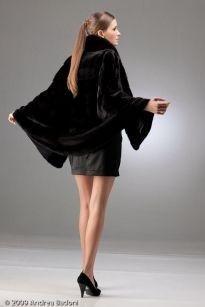 Vista posteriori del cappotto