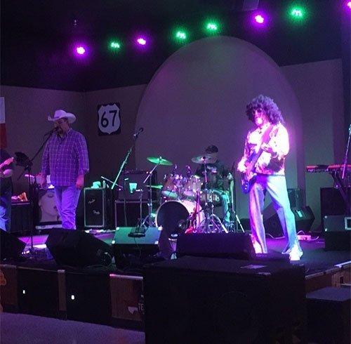 Live Music San Angelo, TX