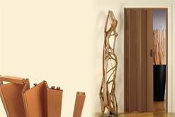 Porte pieghevoli in PVC