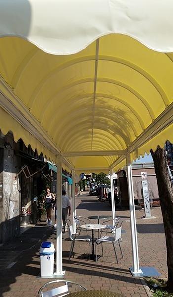 vendita tunnel Roma