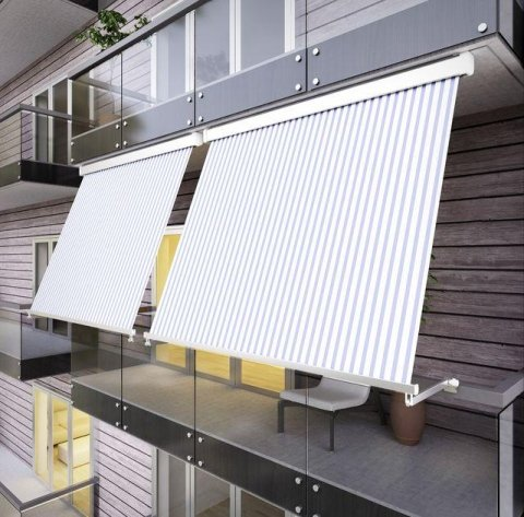 tenda da balcone cassonata