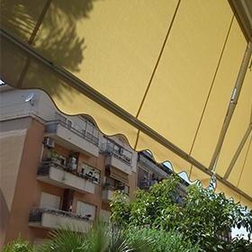 vendita ed installazione tende a bracci roma