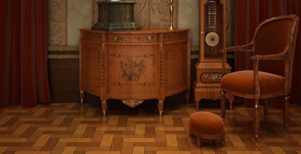 Antique furniture repairs