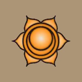 Your Sacral Chakra is your center for creativity, sensuality  & your inner-child