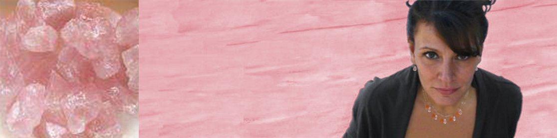 Rose Quartz is a gentle & empathetic  gem of infinite love & healing