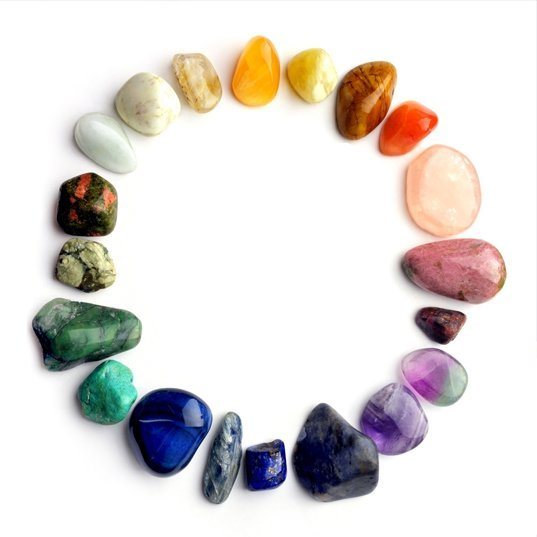 Using Healing Gems & Crystals for Well-Being, Happiness & Personal Protection Workshop