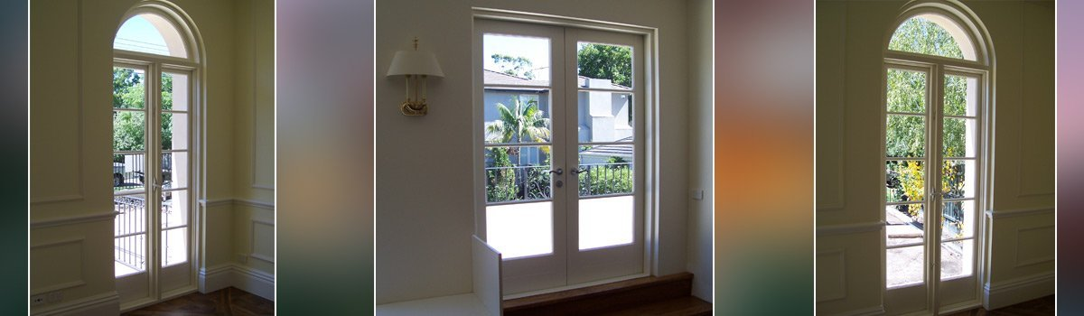 French Doors In Melbourne Palermo Joinery