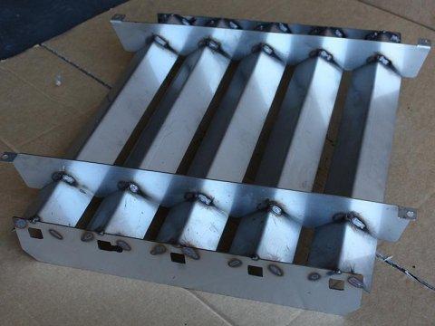 carpenteria acciaio inox