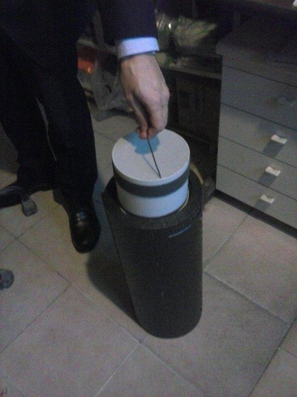 VMC DECENTRALIZZATO cilindro isolato