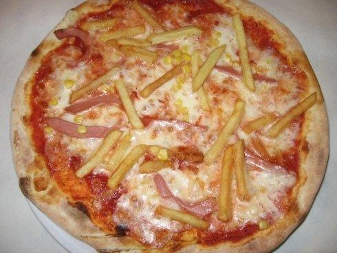 Una vasta scelta di pizze speciali per accontentare tutti i gusti.