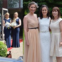 bride gown colours