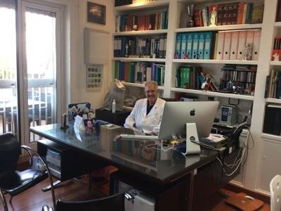 Studio medico immunologo