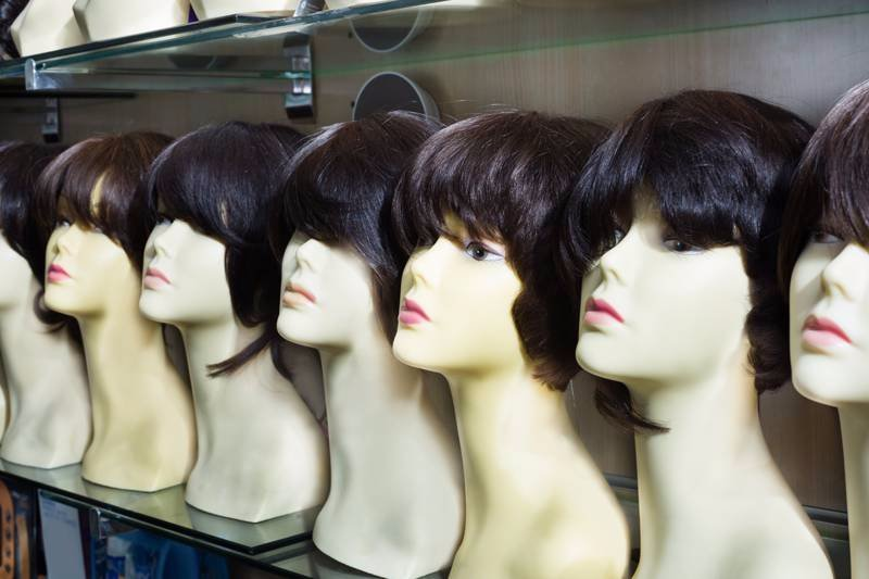 synthetic wigs & lace front wigs| Houston, TX | Ann's Wig Salon
