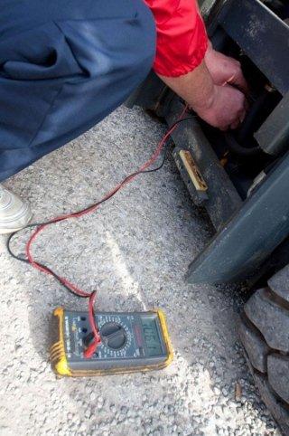 Manutenzione programmata carrelli elevatori