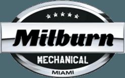 Milburn Mechanical Logo