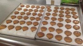 biscotti di frolla, canestrelli, biscotti alle castagne