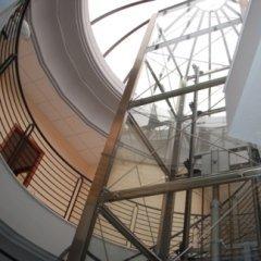 cupola ascensore vetro