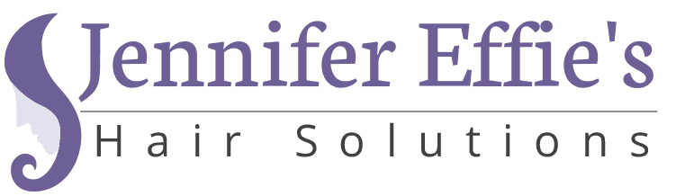 Jennifer Effie's Hair Solutions company logo
