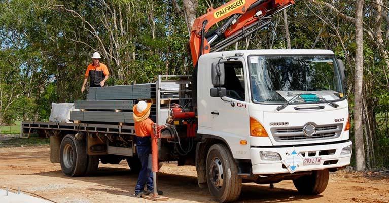 fnq crane trucks slider trucks