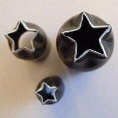 fustelle - forma a stella
