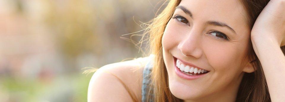 ragazza che sorride