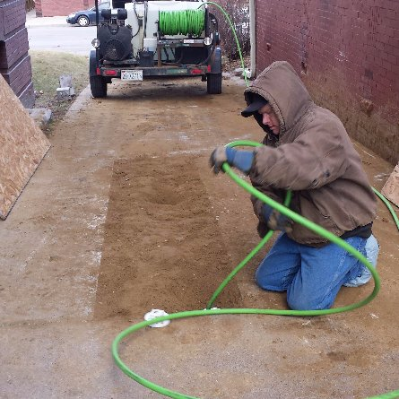 Drain and sewer cleaning in Omaha, NE