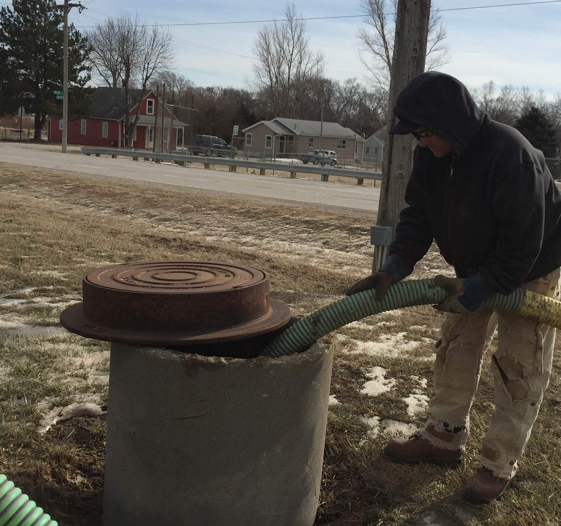 Professional sewer cleaning service in Omaha, NE