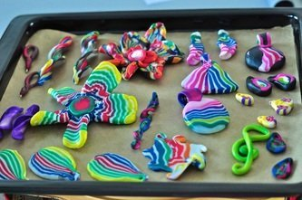Polymer Clay Jewellery-Making I