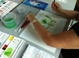 Water Colour Basics Workshops