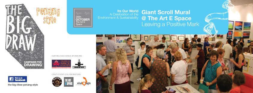 The big draw: week 4-Mural Time @ The Art E Space