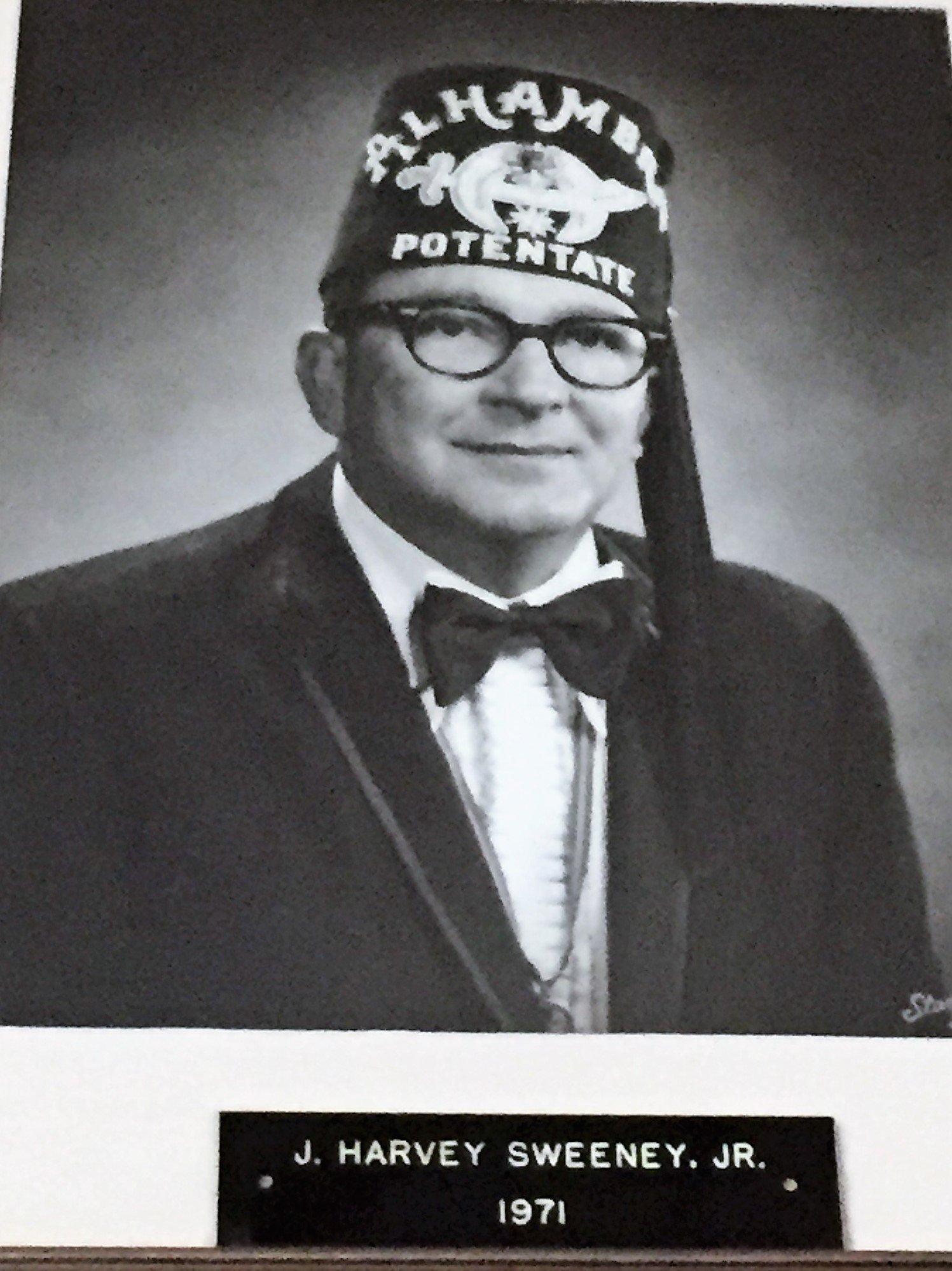J. Harvey Sweeney, Jr  1971