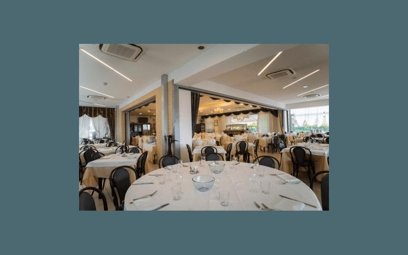 ristorante per matrimoni Porto Sant