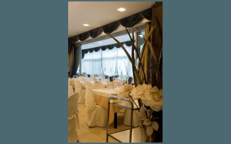 ristorante elegante Porto Sant