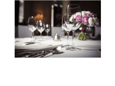 ristorante per ricevimenti fermo