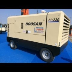 Motocompressore Doosan Ingersoll-Rand 21/220