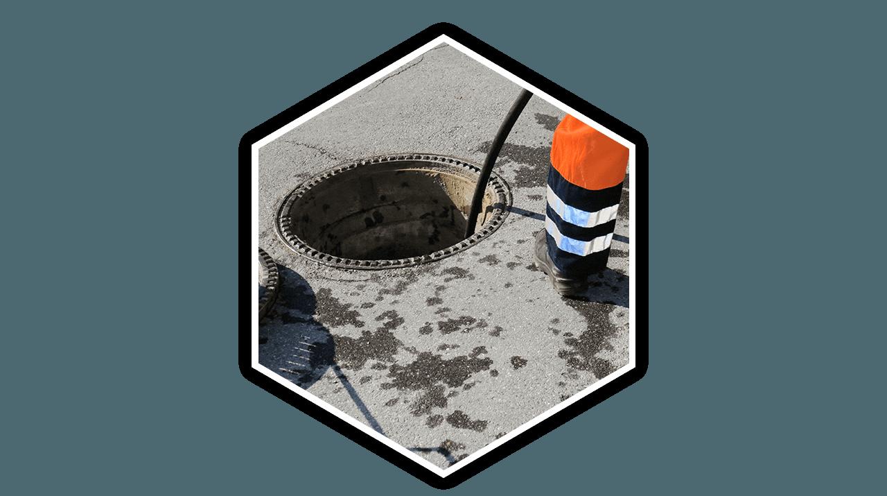 drain servicing